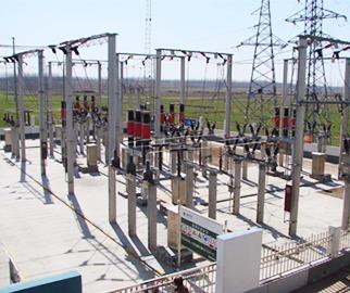 依兰护林35KV箱式变电站工程